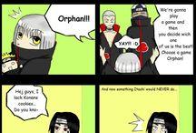Naruto - fanfiction and freak stuff