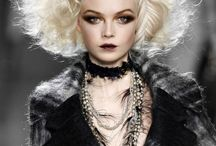 Gothic Makeup Style / What is your Attitude of Beauty? Visit us at www.runwayroguebeauty.com to learn more