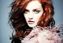 Red hair color / #redhair #creativecolor #hair