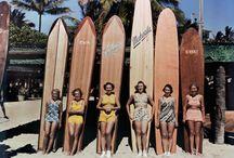 Vintage Surf / by FUSE Surfwear