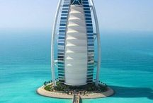 Dubai / Always want to travel to dubai