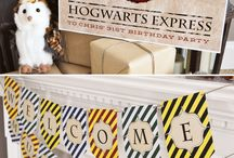 Harry Potter Birthday Party Ideas / HP Ideas for children's Birthday Parties / by Belinda Smith