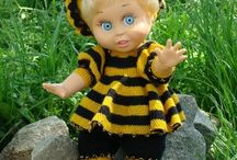 Galoob Baby Face - knitted clothes for dolls / knitted clothes for dolls  handmade вязанная одежда для кукол ручная работа