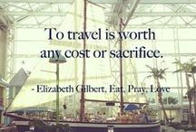 Travel / Sightseeing, quotes, photographs