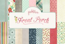 Front Porch Collection / #Scrapbooking #Layouts #cards #papercrafts made using #Pebblesinc Front Porch collection - released summer 2013 / by Pebbles Inc.