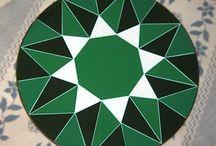 mosaicos geometricos