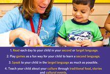 Supporting Bilingual Learners/Recursos para trabajar con estudiantes bilingües / by 4-C