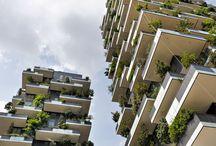 Buildings ,elevations