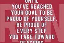 Motivation / by Michelle Pierce