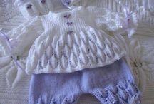 súprava pletenie