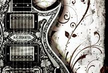 kytara obraz
