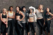 Fitness Pose Inspiration