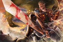 Reiner // Attack on Titan