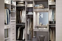 Ideas Board - Walk-in closet