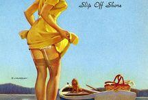 Gil Elvgren Pinup Girls