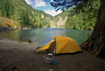 Travel: Camping/Outdoor Recreation / by Jacquie Kammerlohr