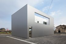 Sheet metal panels and facades