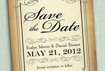 Save the date, Invitations, etc