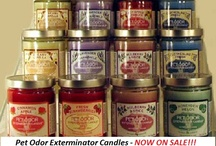 Pet Products-Candles / Pet Odor Eliminating Candles