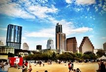 my city (austin, TX) / by Jess Guro