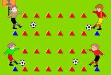 Soccer drills / by Kim Ginnetti