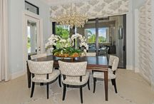Decorative Dining Spaces