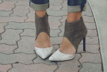 Shoes. Shoes. Shoes. Shoes.