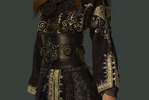 Боевая и походная одежда
