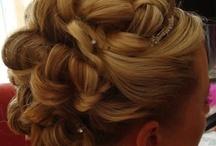 Wedding Hair / by Kiki Birkemeyer