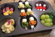 Kids food served YUMMY!