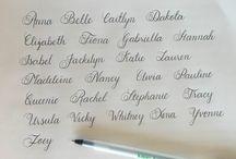 Sara handschrift