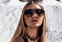 Gigi Hadid - Versace Spring/Summer 2016 Campaign