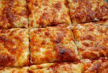 ευκολη πιτσα ζύμη