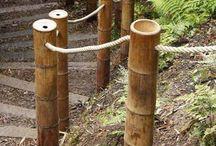 Bambu dekor