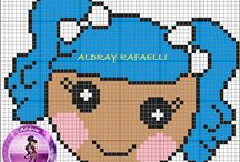 Cross Stitch Lalaloopsy