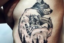 Tattoo opa en oma