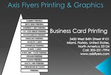 Premium Business Card Printing