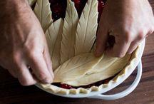 Корка пирога