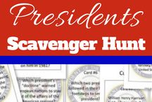 #1 Scavenger Hunts, Task Cards, and Games for Secondary Classrooms / Great lessons and resources for teaching with games, scavenger hunts, or task cards in the middle or high school classroom.