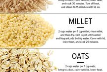 Let's Get Healthy! - Grains & Seeds