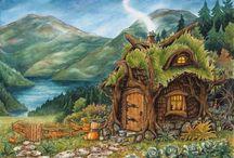 Harry Potter: Beautiful Fan Art ⚡ ♥ / Fan art by Harry Potter lovers worldwide. ⚡ ♥ / by Jessi James