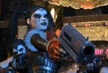 Batman Harley Quinn Revenge (PS3) - Artworks & Images Officielles (DLC)