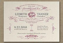 Wine and Vineyard Wedding Inspiration
