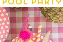 Flamingle party