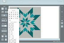 Knit design software
