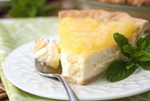 Yummy - pineapple pie -for devin