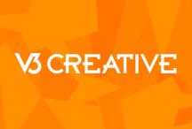 Graphic Design / V3's graphic design work