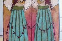 妖精と天使、マーメイド