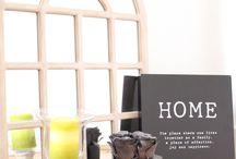 Inspiration So Home by Aur'Décor / Ce petit rien qui fait tout...