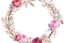 Rame florale
